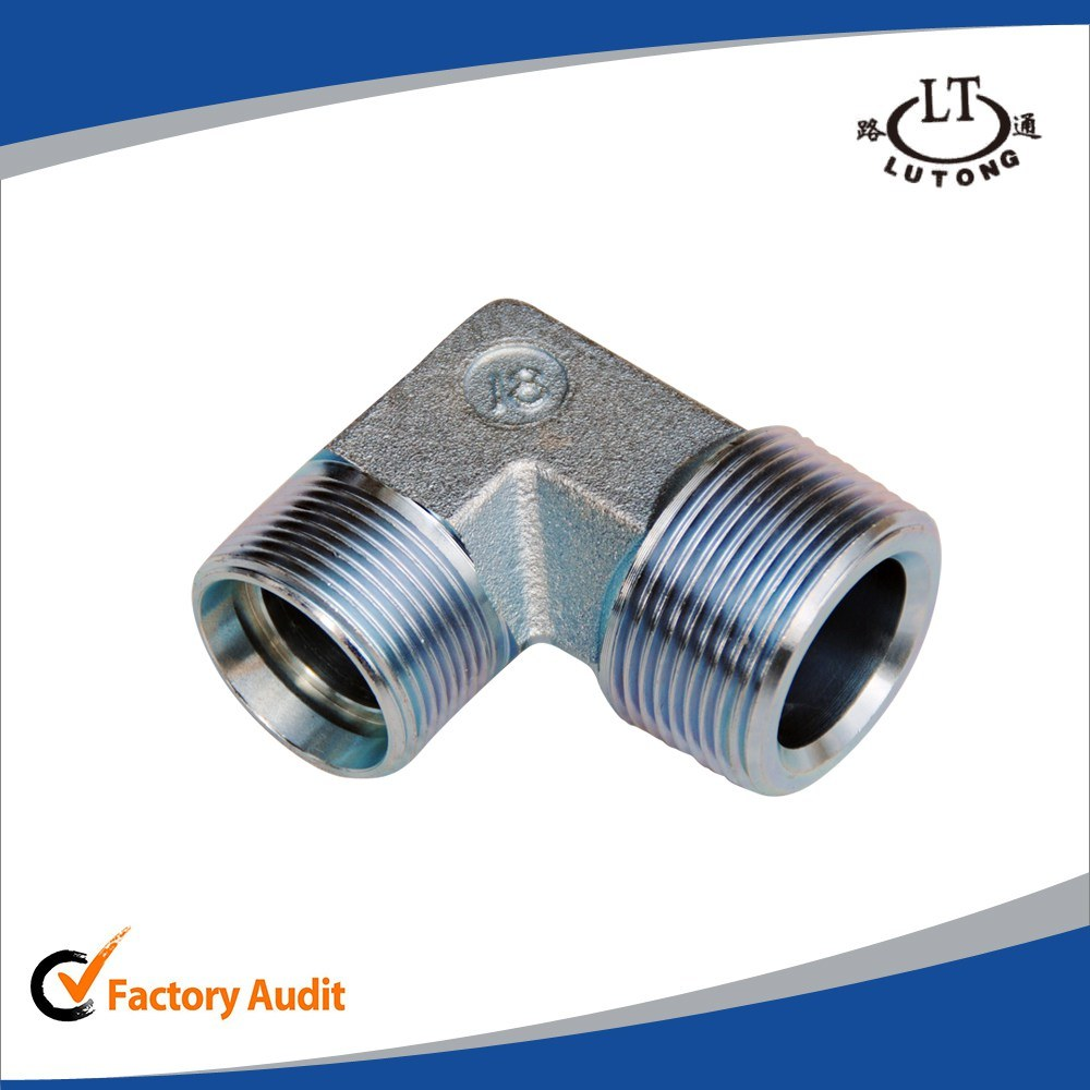 Female 74 Double Hexagon Jic Pipe Fittings