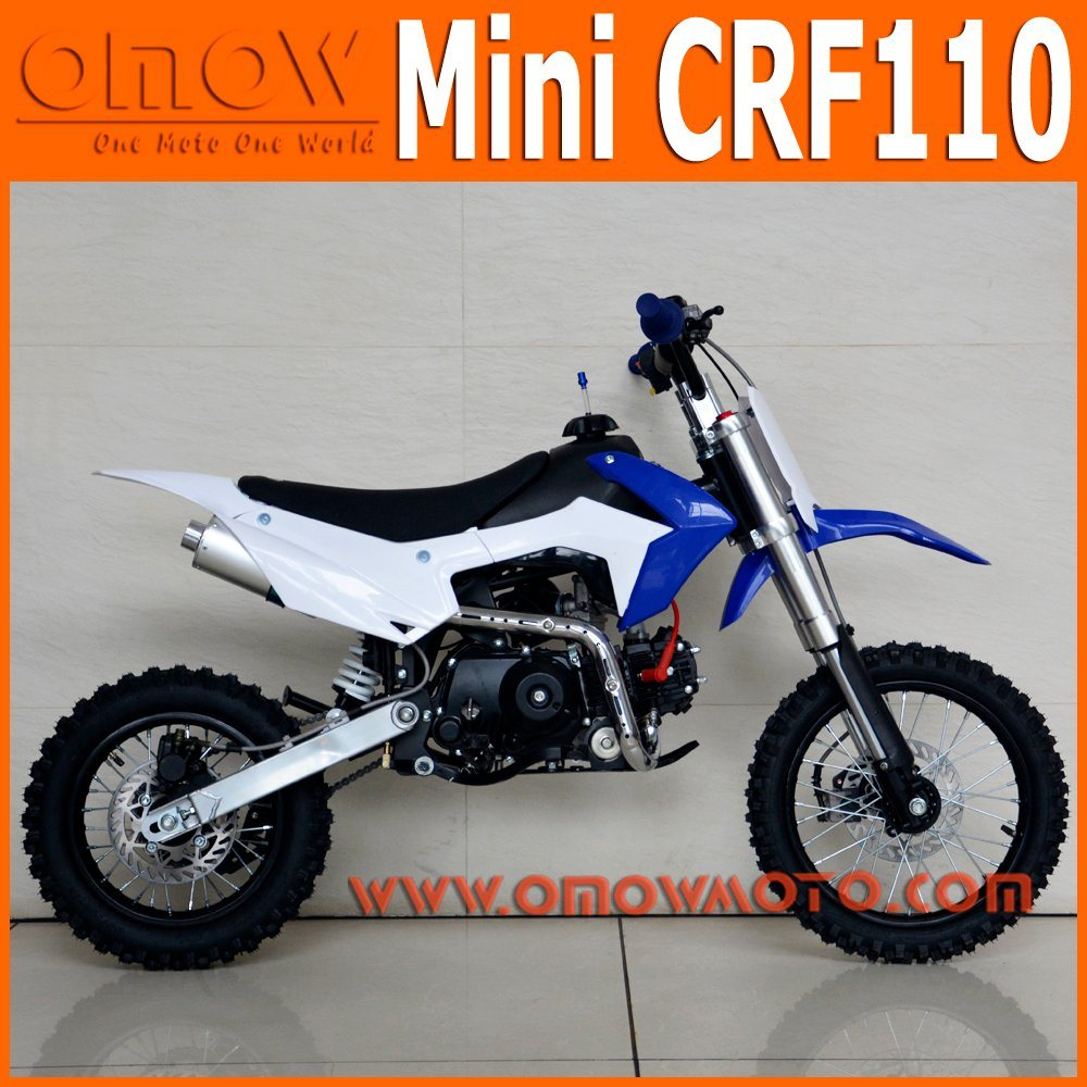 Hot Selling Mini Size Crf110 125cc Dirt Bike