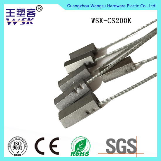 Excellent Material One Time Use Wire Injection Cable Seal