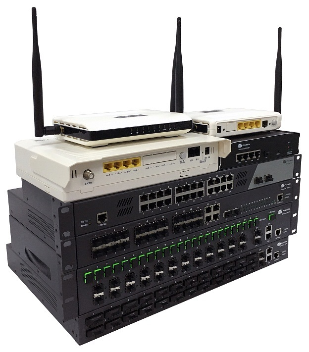Gigabit Wireless Fiber Router Onaccess 45xwr