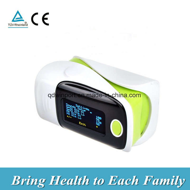 Fingertip Pulse Oximeter with CE (80A)