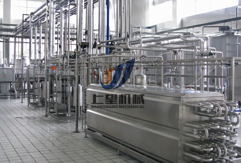 Turn-Key Dairy Production Line