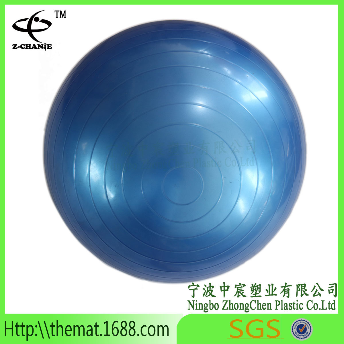 Factory Direct Balance Ball Gym Massage Ball Yoga Exercise Ball