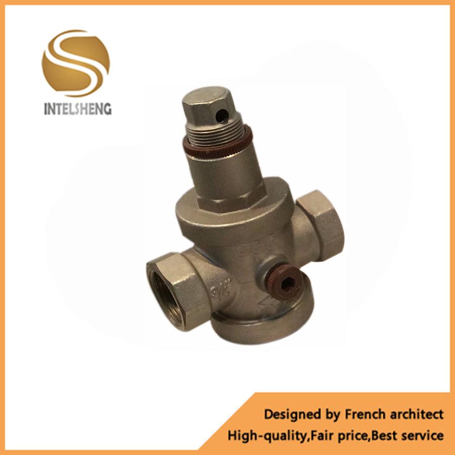 Brass LPG Valve Gas Cylinder Safety Valve