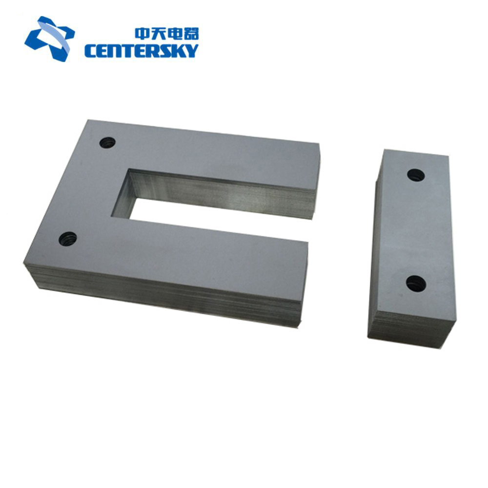 50ww800 Iron Core Electrical Uii Transformer Silicon Steel Sheets