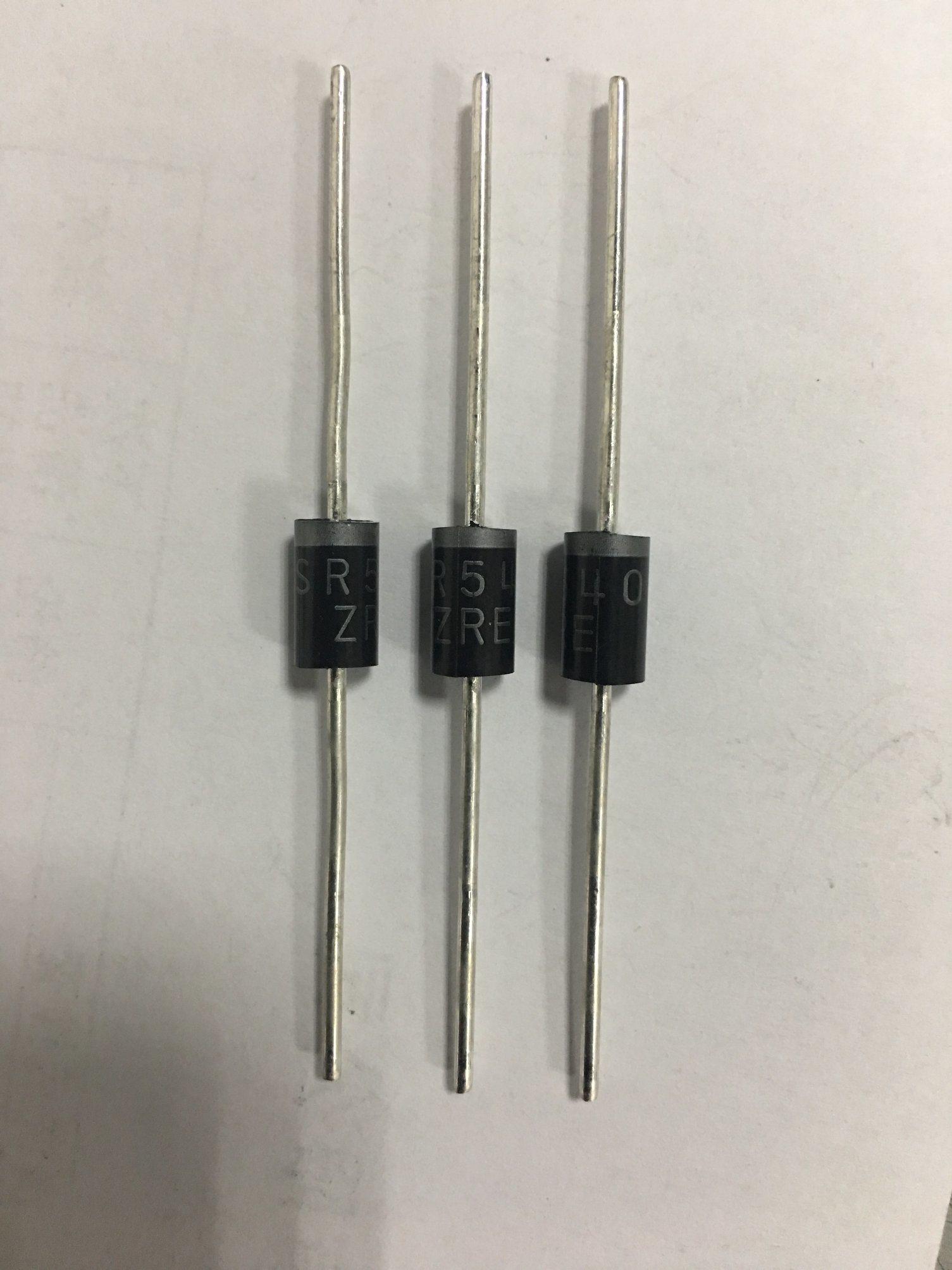 5A Schottky Rectifier Bridge Sb (R) 520 Thru Sb (R) 5200 Do-27 Package