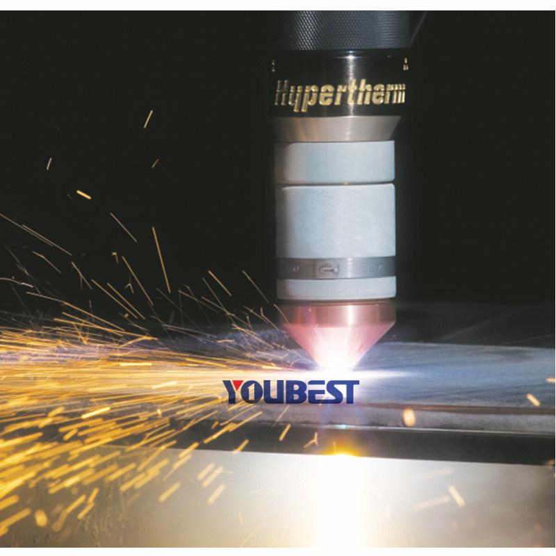 Metal Plate CNC Plasma Oxy Fuel Flame Laser Cutting Machine