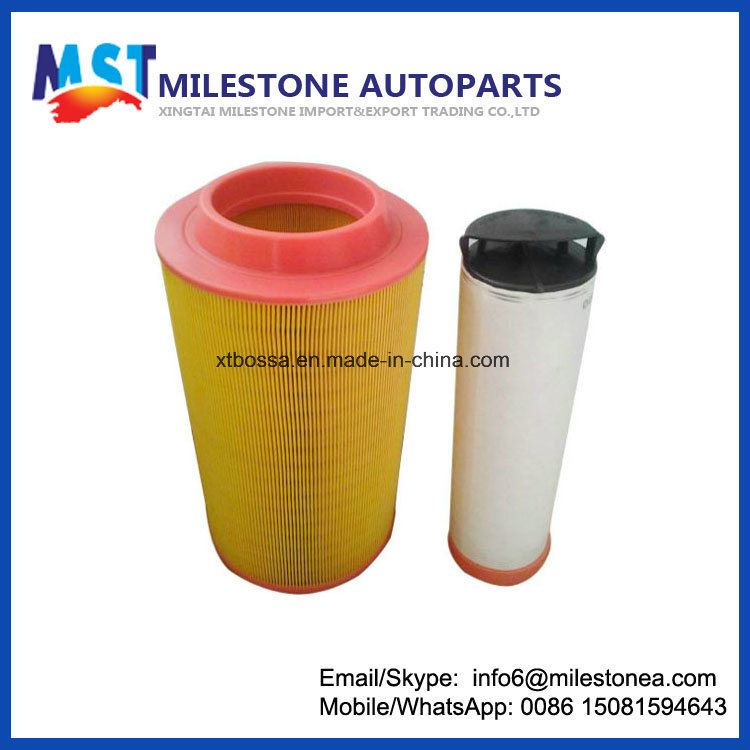 Hot Sale Air Filter for Heavy Duty Replacement 26510362