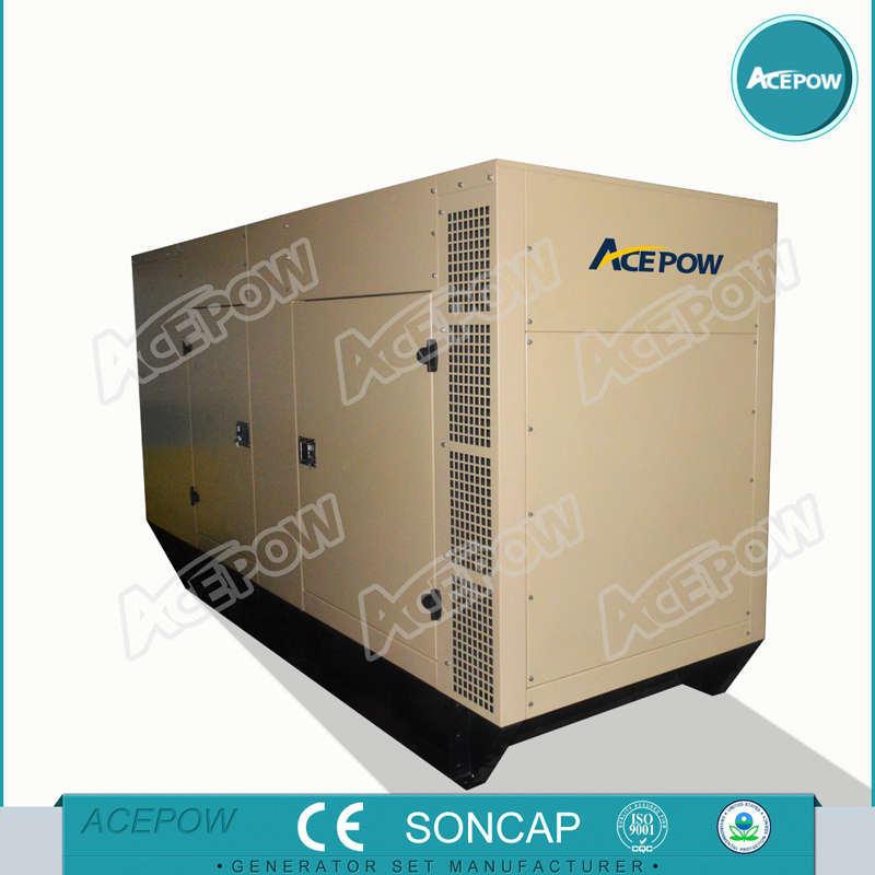500kw Cummins Silent Diesel Power Generator Set