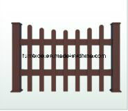 Outdoor WPC Decorate Railing 1200*1200mm K-Rl-05