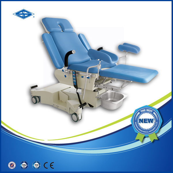 Multi-Functional Gynecological Obstetric Table (HFEPB99D)