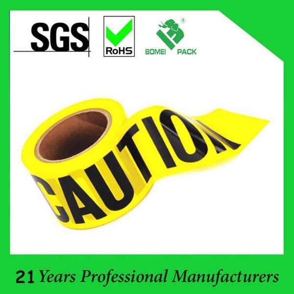 Color Printed BOPP Tape for Carton Sealing or Warning