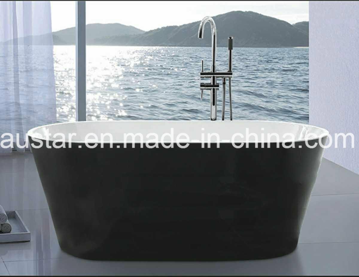 1700mm Ellipse Modern Bathtub (AT-LW116-1)