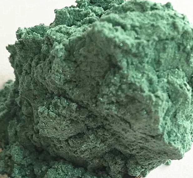Chesir Apple Green Pearlescent Pigment for Ceramics Floor (QC4235C)