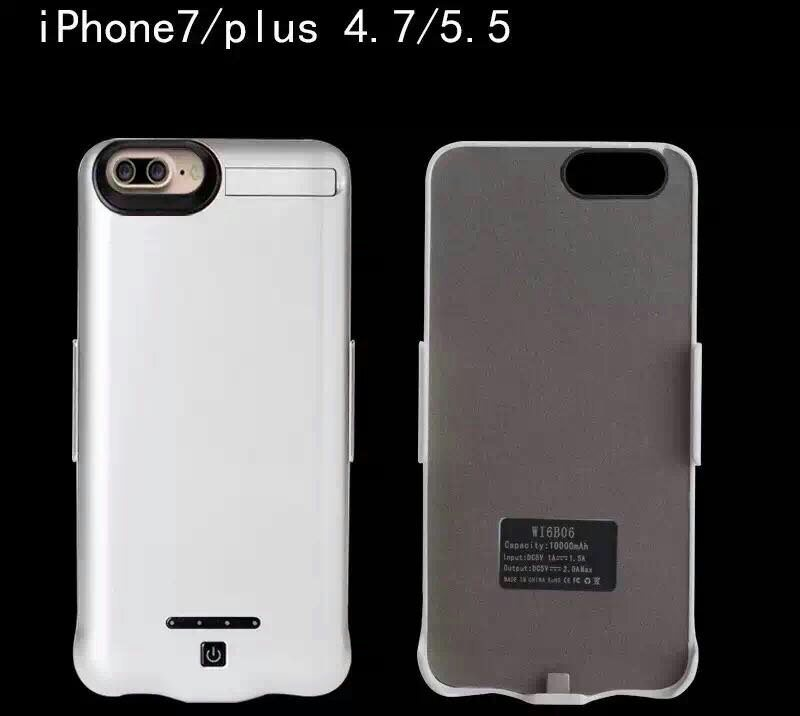 Portable for iPhone7/7plus Wireless Power Bank 10000 mAh Battery Supply