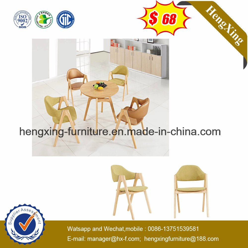 Solid Wood Bar Chairs Dining Chairs Modern Chairs (UL-JT352)