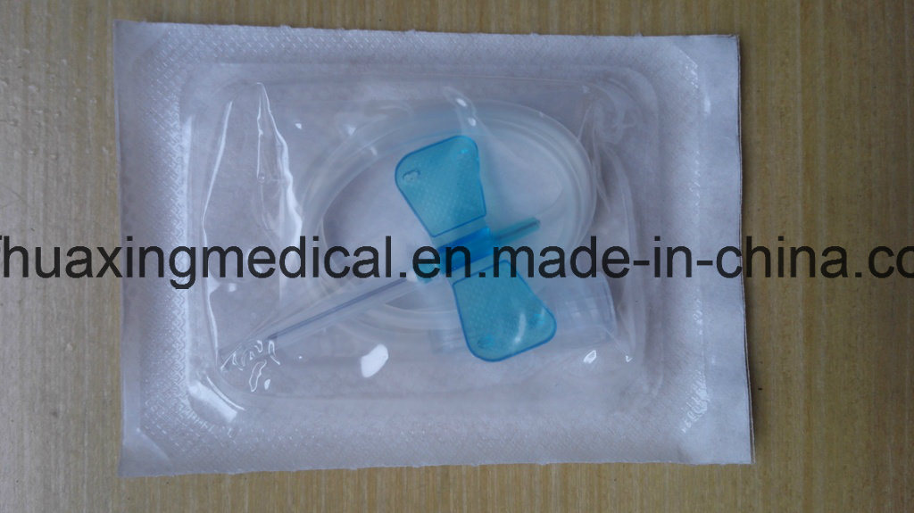 Medical Use Scalp Vein Set IV Butterfly Needle