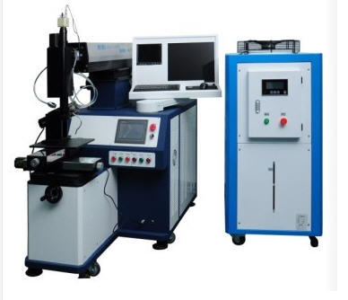 200W/ 300W Four Axis Automatic Laser Welding Machine