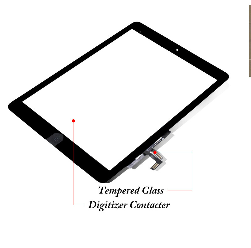 Factory Direction Cell Phone Touch Screen Panel for iPad Air 2