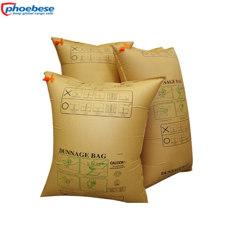 Kraft Paper Dunnage Bag Air Packaging