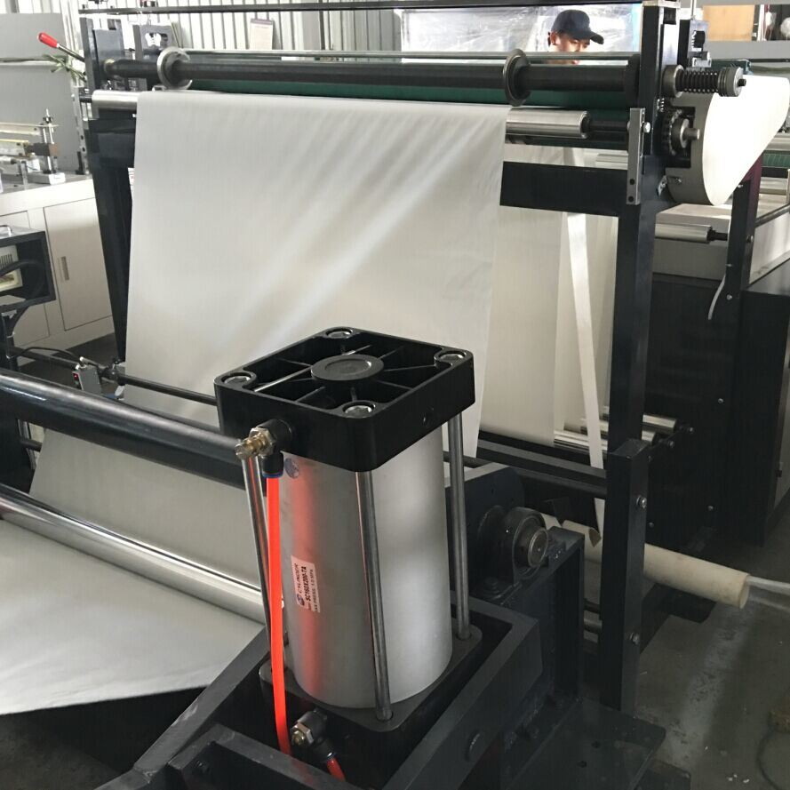 Automatic Paper Roll Slitting and Cross Cutting Machine
