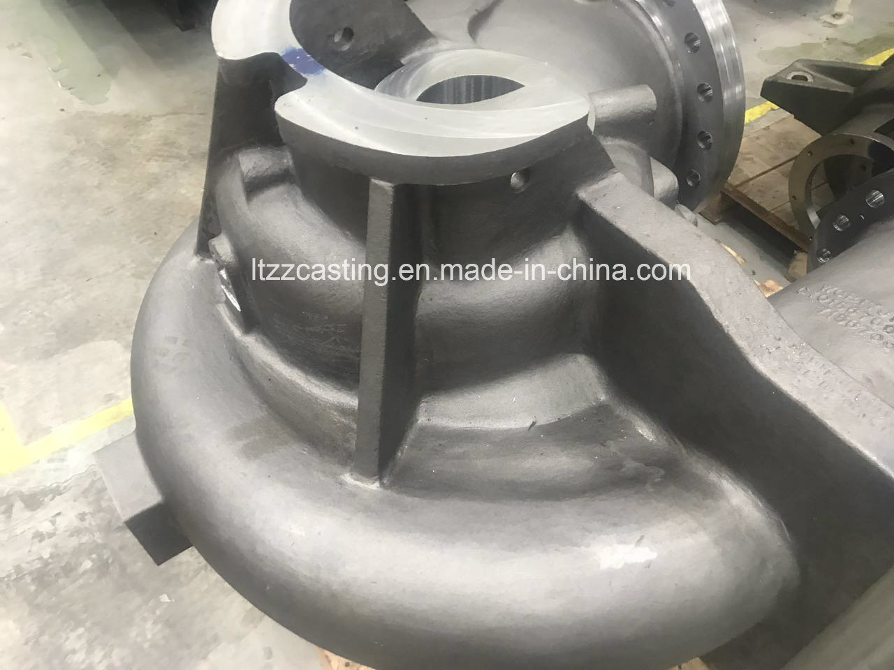 Horizontal Split Casing Axially Split Pump Sand Casting