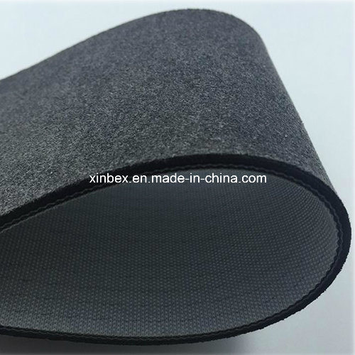 High Temperature Resistant Conveyor Belt Grey Felt Belt
