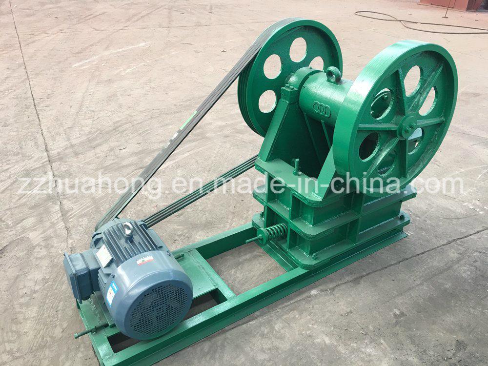 Factory Price Hard Stone Crusher, PE250*400 Jaw Crusher, Rock Crusher for Sale