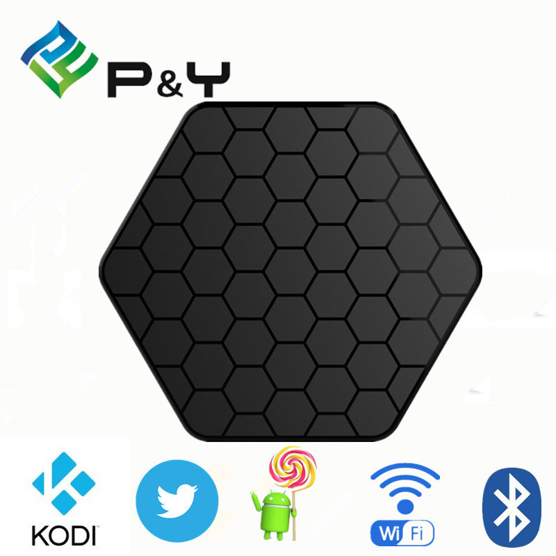Pendoo T95z Plus S912 2g 16g Android 6.0 TV Box