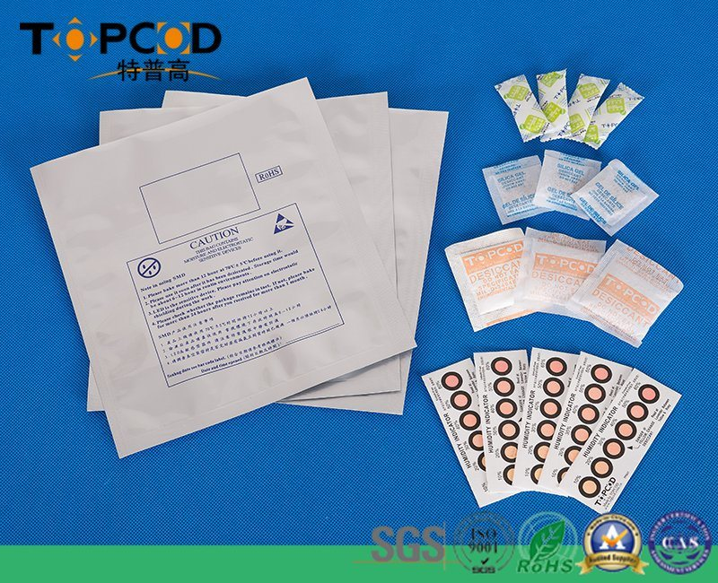 10g DMF Free Indicated Moisture Absorber Desiccant Silica Gel