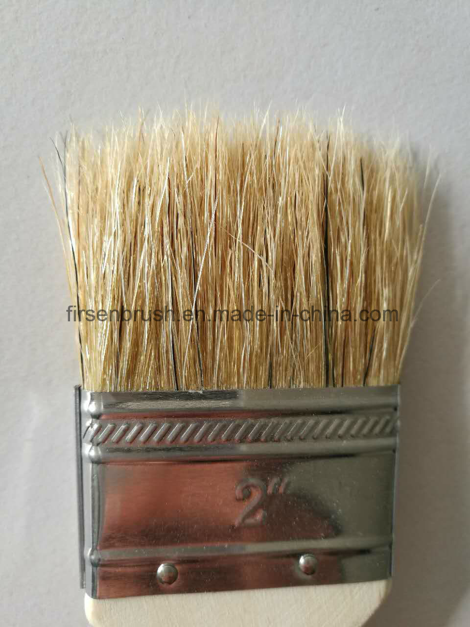 Natural White Bristle Paint Brush Chip Brush Wholesale with Cheapest Price