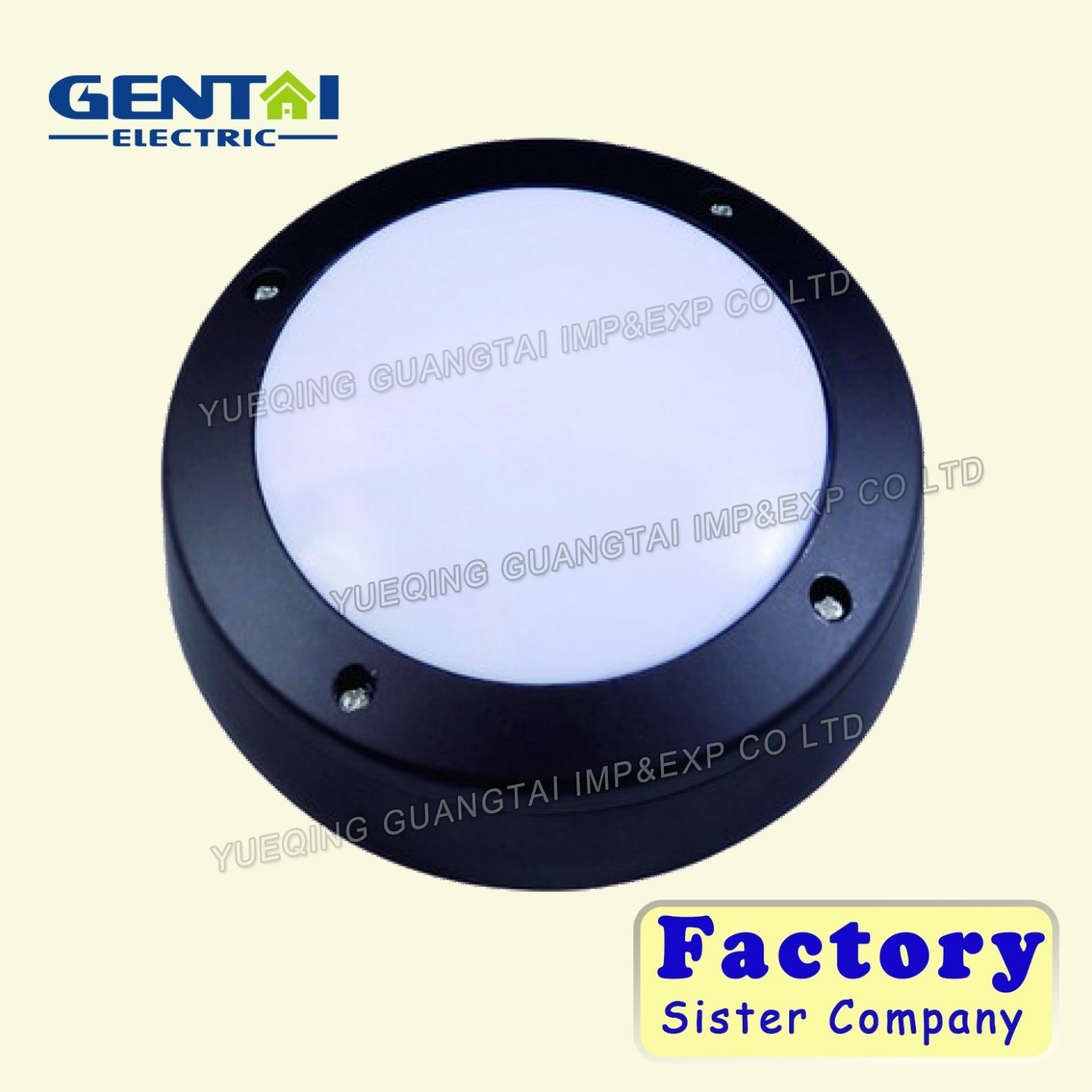 20W Humidity-Proof LED Bulkhead Lamp with Ce Certificate
