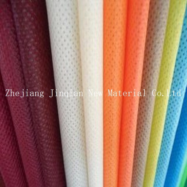 SGS Certification Audited Factory Supply 100% PP Non Woven Fabric