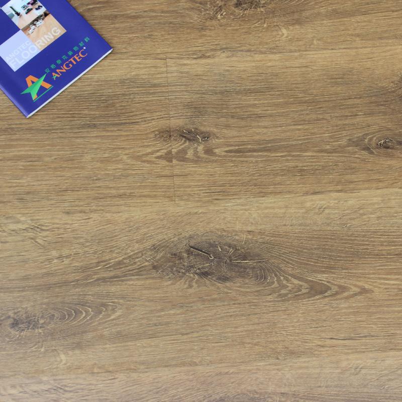 Hot Sales Painting Yellow HDF Laminate Flooring