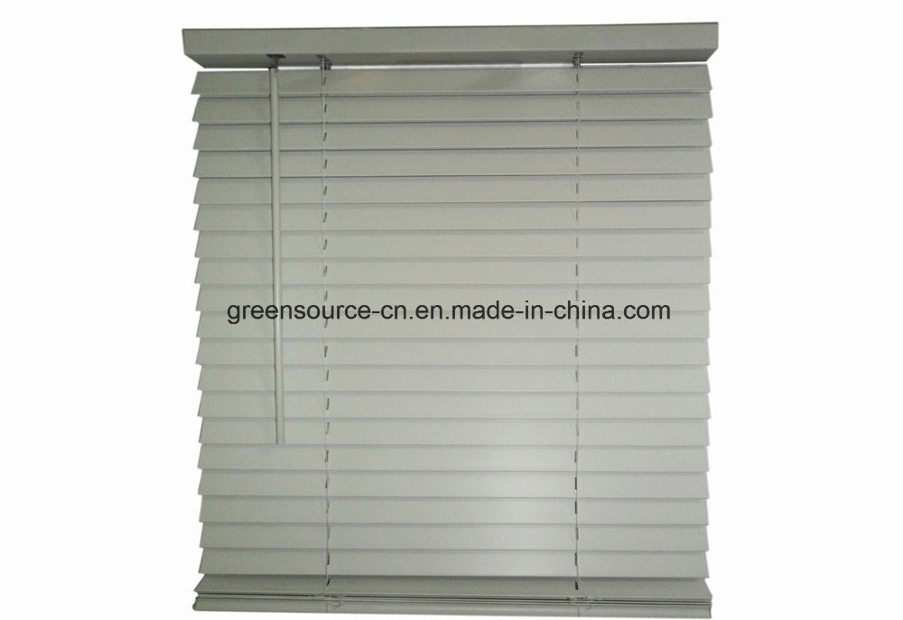 """2"""" Faux Wood Venetian Blinds with Cord or Cordless Control"""
