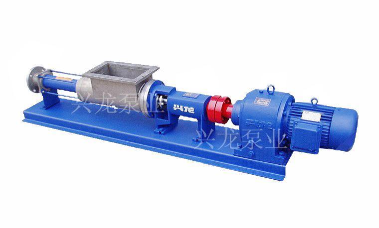 Single Screw Mono Pump