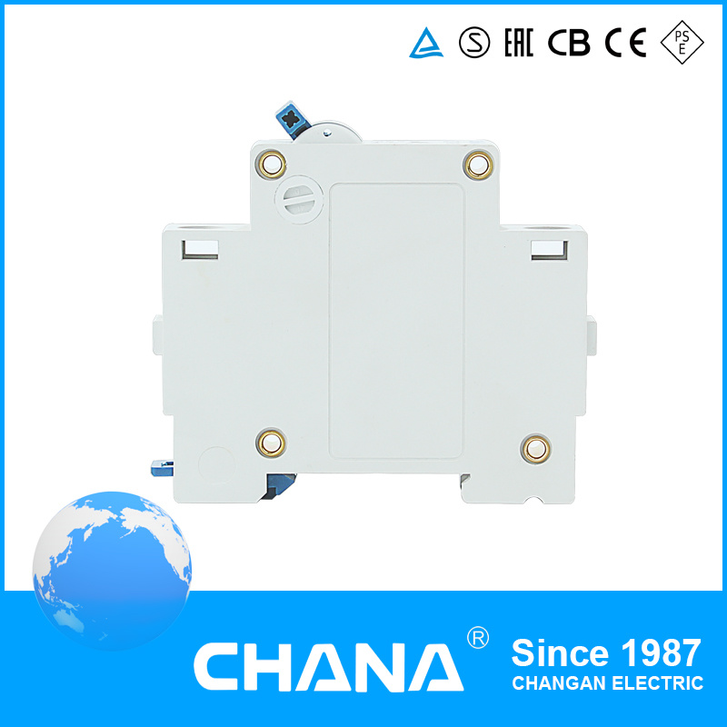240V 415V 4.5ka Dz47-63 Type Mini Circuit Breaker MCB