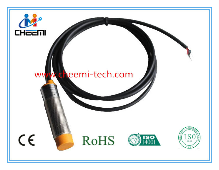M18 Metal Non-Flush NPN 8mm Detection Inductance Proximity Switch Sensor