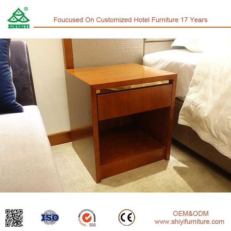 2017 Hot Sale Modern Bedroom Furniture for Super 8 Hotel