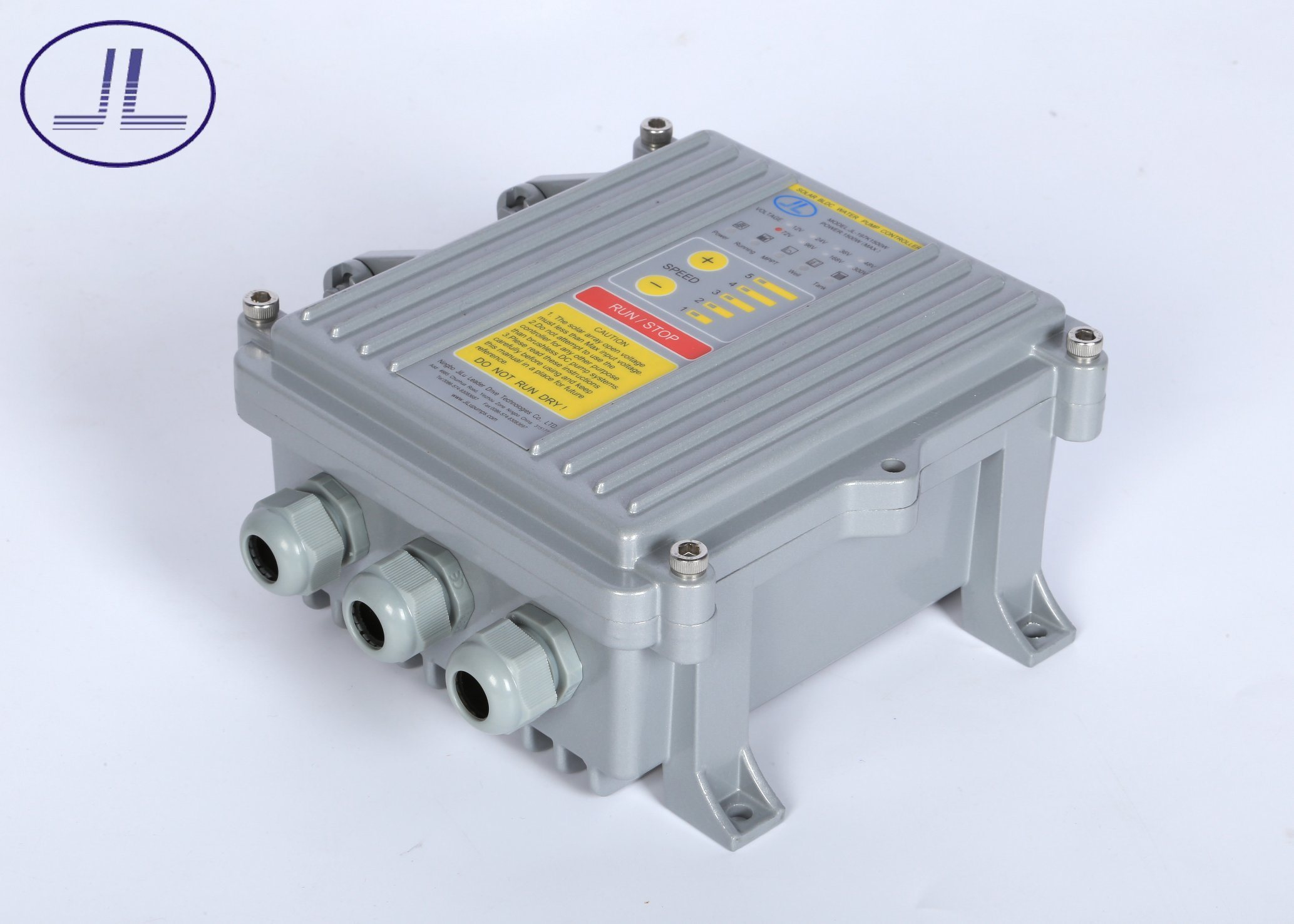 200W-3500W Brushless DC Motor Controller for Solar Water Pump