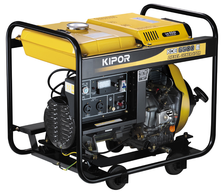 Kipor General 5kVA Generator Diesel Kde6500e/E3