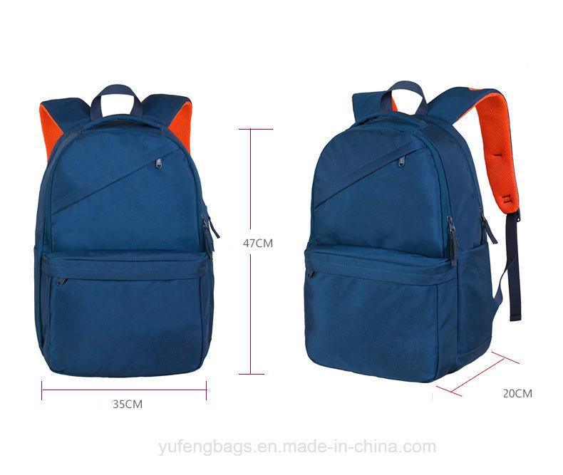 Backpack School Bag Outdoor Leisure Computer Backpack Travel Bags Yf-Lb1712
