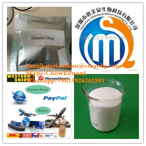 Safe Delivery Methandienone Dbol Muscle Gain Dianabol Anabolic Steriod for Bulking Cycle