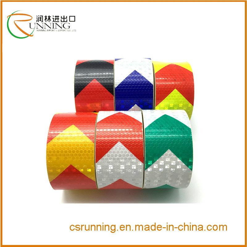 China Wholesaler Shining Star Colored Self-Adhesive Reflective Tape
