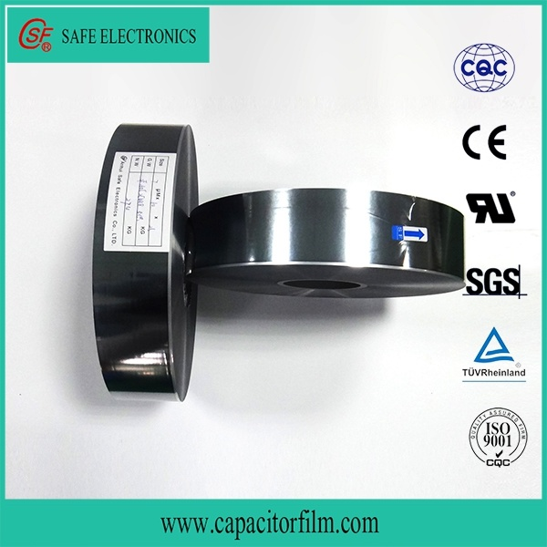 High Quality Al/Zn Metallized Film for Capacitor Use (mpp/pet)