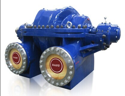 Centrifugal Double Suction Water Pump with CE Certificate