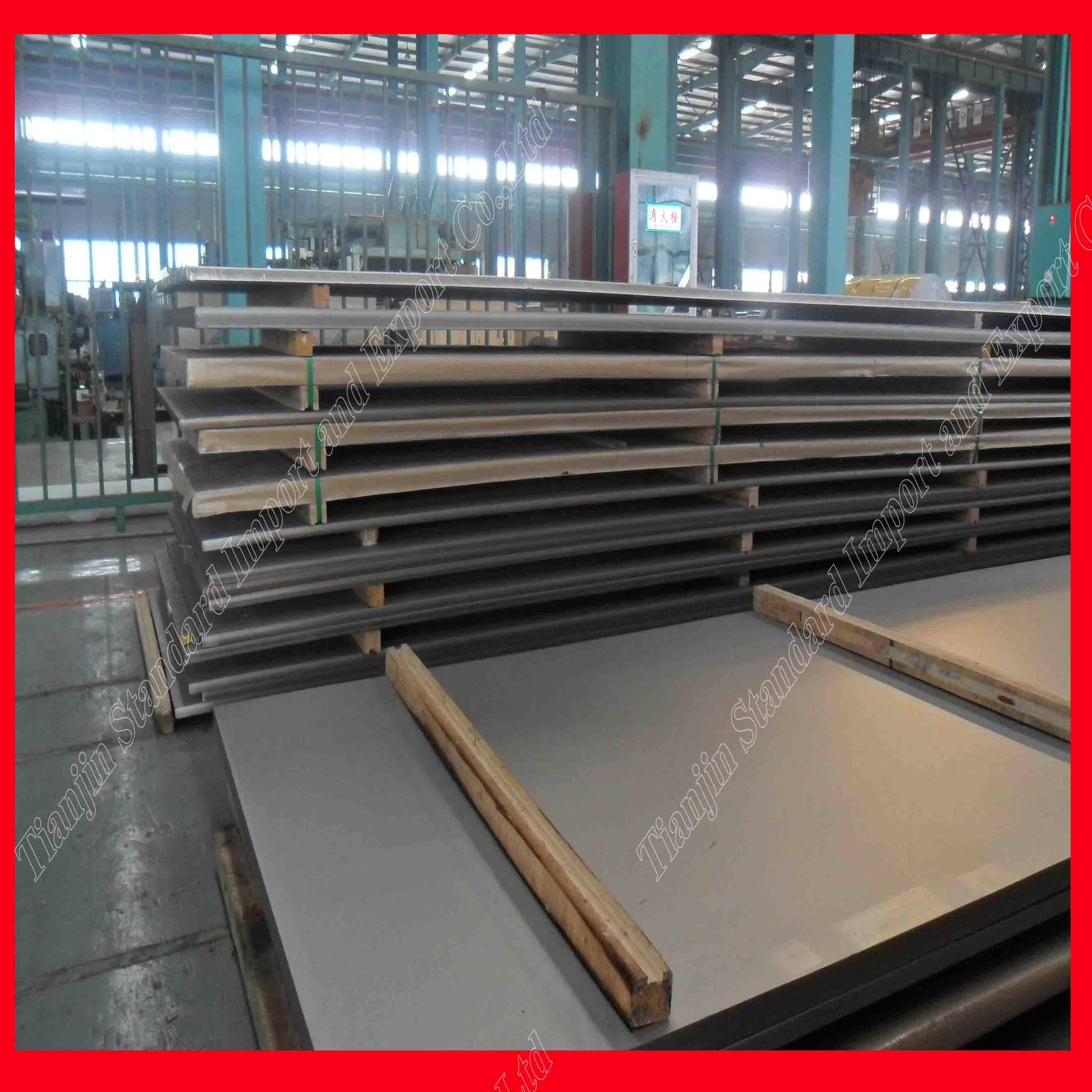 Duplex Stainless Steel Sheet (S31803 S32304 S32250 S32750)