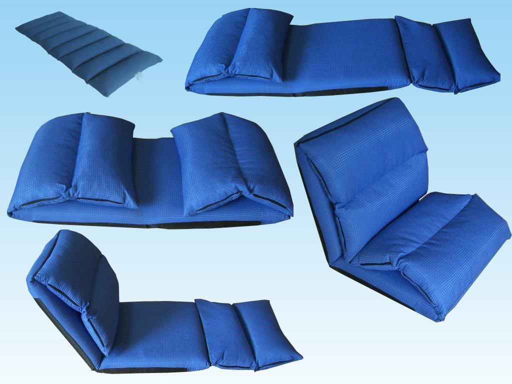 China Folding Memory Foam Lounge Chair Fml 01 China