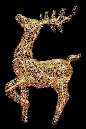 china christmas decoration reindeer lh10 6938 china arts crafts - Christmas Reindeer Decorations