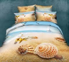 3D Digital Printing 100% Cotton Bedding Sets